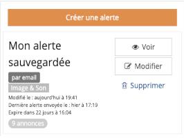 alertes